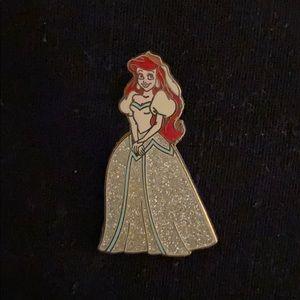 Bride Ariel Disneyland Disney Pin